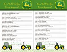 deere baby shower green and yellow price is right baby shower baby shower