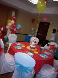 Baby Shower Decorations Dr Seuss Baby Shower Diy