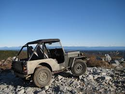 jeep mitsubishi awesome willys style 1980 j54 mitsubishi jeep in canada