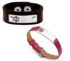children s bracelets zoobears ids just for children id alert bracelet