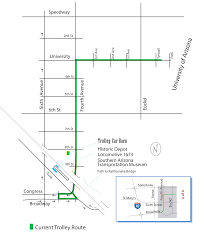 New Orleans Transit Map by Existing Streetcar Systems The Transport Politic