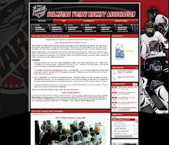 custom theme showcase youth sports websites sports website