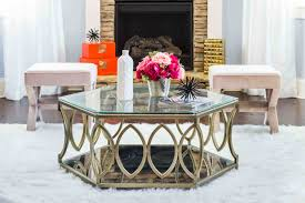 Livingroom Tables by 10 Glam Coffee Tables We Love The Havenly Blog