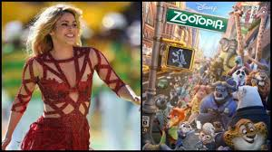 theme song zootopia shakira s zootopia song gets a thumbs up from her son