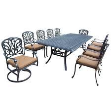 sunbrella fabric patio dining sets patio dining furniture