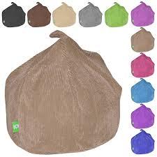 grey bean bag chair kids u0026 childrens beanbag soft u0026 snuggly chair bean bag grey