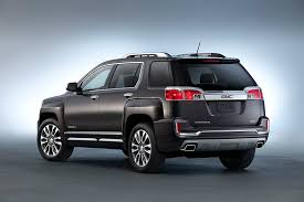 Sle Bill Of Sale For Automobile by 2016 Gmc Terrain Overview Cars Com