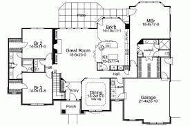 large ranch floor plans large ranch house one ranch house floor plans one large