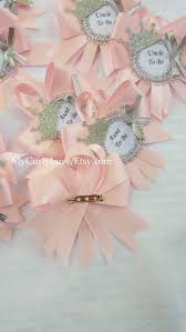 custom guest pin size princess baby shower pin prince baby