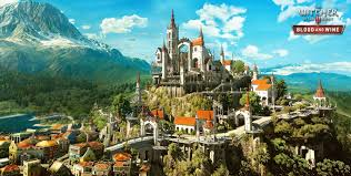 The Witcher 3 World Map by Map Of Toussaint From Witcher 3 The Blood And Wine Dlc Feed4gamers