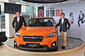 tan subaru all new subaru xv launched in malaysia autoworld com my
