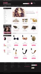 Hair Salon Price List Template Free Natural Hair Extensions Magento Theme 48328