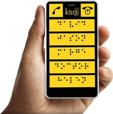 Technology For Blind People Aussie Mobile For Blind People Launched Pba