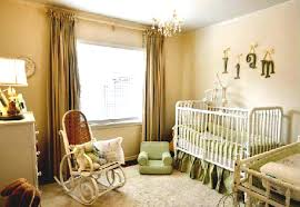 Baby Cribs Decorating Ideas by Lighting Stunning Chandelier For Baby Nursery Room Decorating