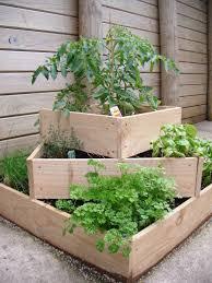 Diy Herb Garden Box by Stacked Garden Stacking Raised Garden Beds Gardening That I