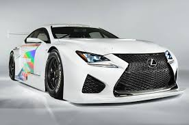 lexus rcf wallpaper from concept to production lexus rc f gt3 gear heads
