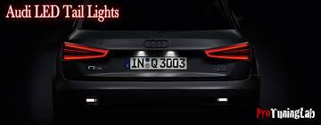 audi a4 tail lights 1996 2001 audi a4 s4 euro led tail lights