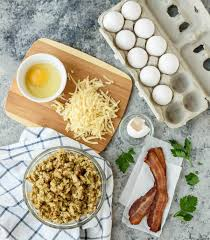 how to make thanksgiving stuffing cheesy breakfast stuffing cakes