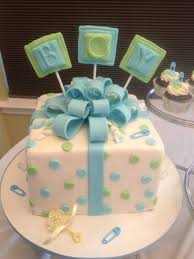 baby shower cakes boys baby shower celebration cake with matching cupcakes cakes