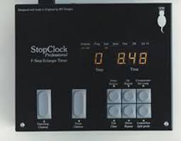 rh designs stopclock pro enlarger timer enlarger timers