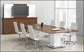 Modern Meeting Table Collection In Modern Boardroom Tables With Conference Tables And