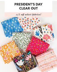 s day clearance president s day clearance cottoneer fabrics