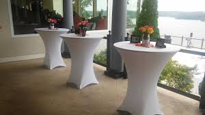 cocktail tables for rent cocktailwhspandexlakepartyrentalsw lake party rentals