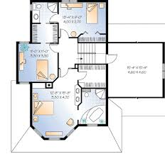guest cottage floor plans compact guest house plan 2101dr architectural designs house