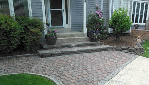 before and after a small flower garden finds a beautiful new use