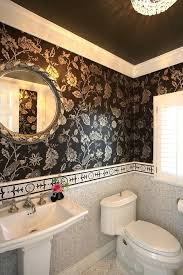 Wallpaper Borders For Bathrooms Attractive Wall Borders For Bathrooms U2013 Parsmfg Com