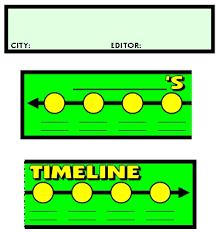 Resume Template For Kids Sample Timeline Template For Kid Free Blank Timeline Templates