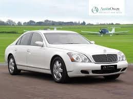 mercedes maybach 2008 used maybach cars for sale with pistonheads