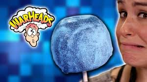 halloween candy apple sticks diy extreme sour warhead candy apple youtube