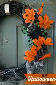 Halloween Wreath Easy Halloween Wreath Diy A Mom U0027s Take