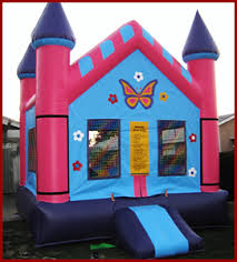 party supplies for rent butterfly pink castle jumpers all jumpers orange county