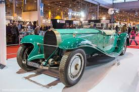 bugatti royale retromobile 2015 u2013 the 40th anniversary edition the old motor