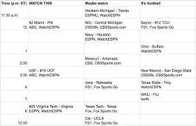 college football schedule week 13 is 2017 s best weekend