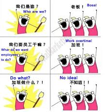 What Are We Meme - who are we memes with business angle go viral in china all