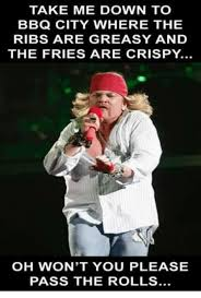 Axl Rose Meme - fat axl rose image gallery know your meme