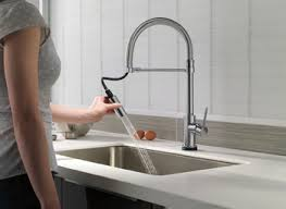 Kitchen Faucets Touch Technology Kitchen Faucets Touch Technology Rare Delta Trinsic Faucet Within