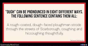 the english blog pronunciation