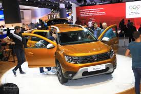 renault duster 2018 2018 dacia duster 2 is probably the cheapest compact crossover in