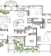 enchanting 1 story open floor house plans images best idea home
