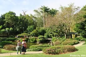 japan or australia brisbane botanic gardens trip student life