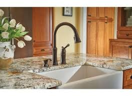 delta bronze kitchen faucet delta kitchen faucets rubbed bronze ellajanegoeppinger