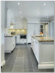 tile floors best paint colors for kitchens with oak cabinets