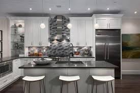 modern u0026 eclectic types of kitchen and bathroom cabinets calgary