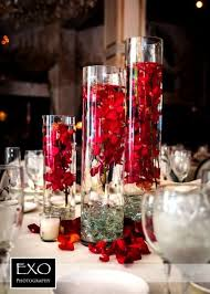 Red And Black Wedding Remarkable Black Red And White Wedding Decorations 64 In Wedding