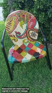 Paint For Metal Patio Furniture 25 Unique Patio Furniture Redo Ideas On Pinterest Chair Tips