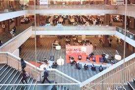 team booths uw libraries sustainable cus walking tour uw sustainability